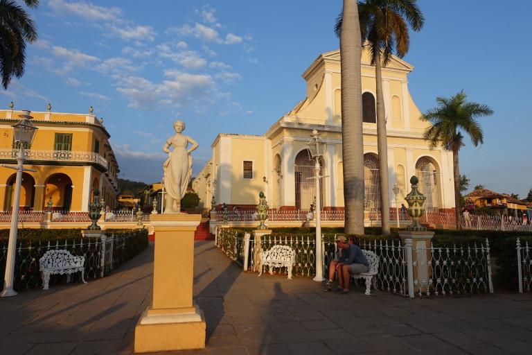 The Holy Trinity Church, Parraquial de la Santisima Iglesia