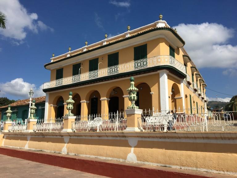 Museum Romantico Trinidad Cuba