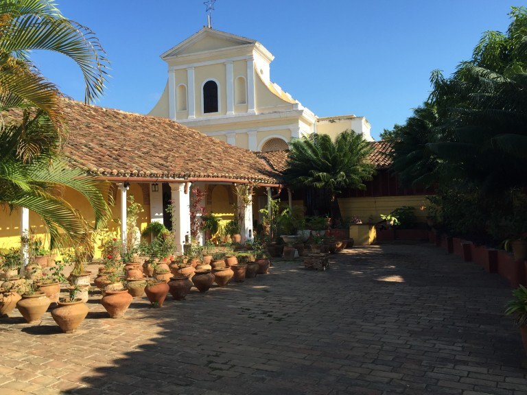 Museum of Colonial Architecture, Trinidad, Cuba